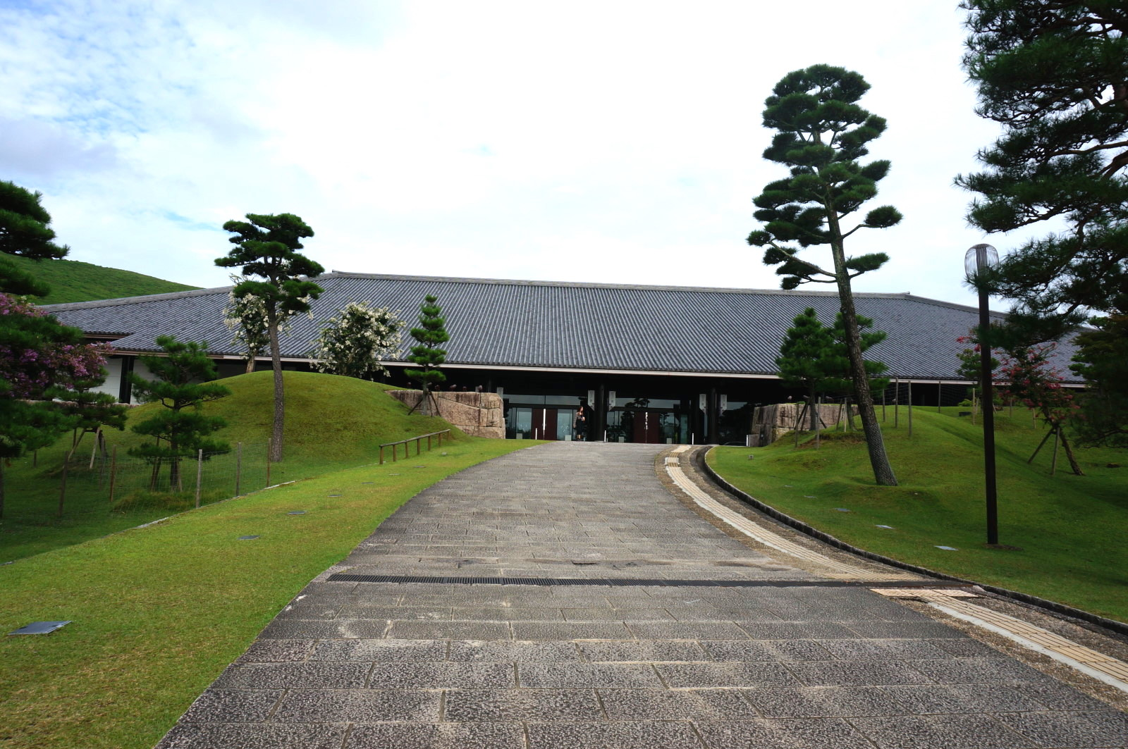 Nara Kasugano International Forum