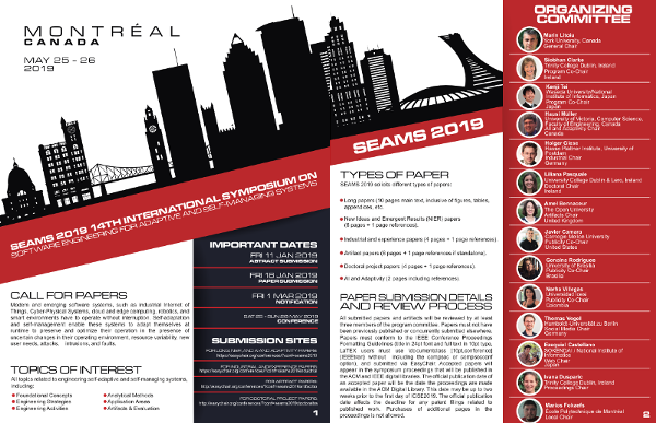 Brochure SEAMS 2019 Thumbnail