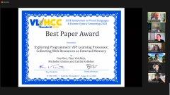 VLHCC-2020-Best-paper