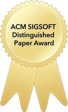 ACM SIGSOFT Distinguished Paper Awards