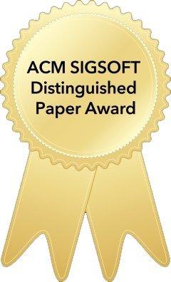 ACM SIGSOFT Distinguished Paper Awards