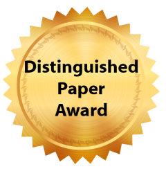 Distinguished Paper