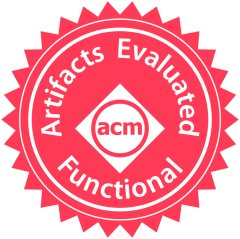 Artifacts Evaluated – Functional