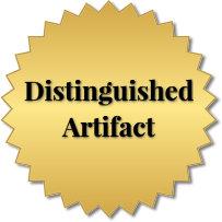 Distinguished Artifact