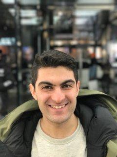 Armin Najafi