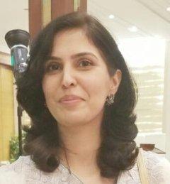Huma Samin